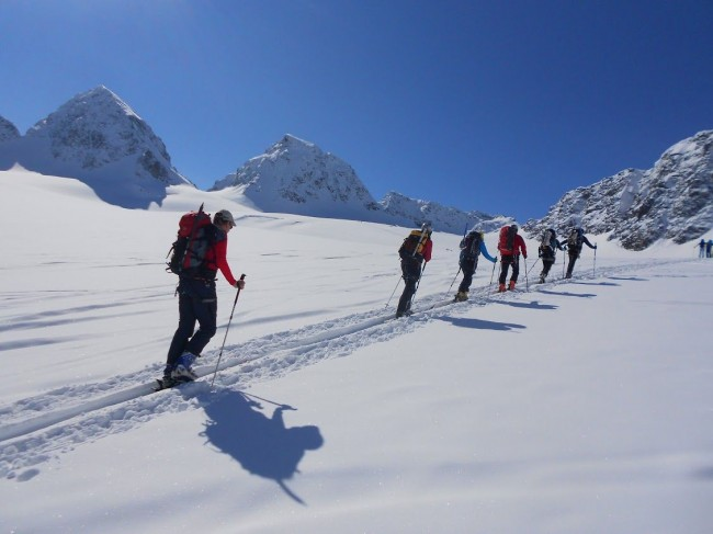 esqui-de-travesia al andalus activa