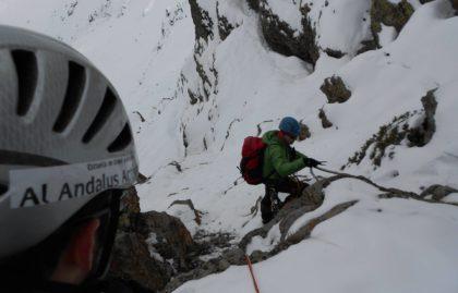Curso alpinismo nivel 2
