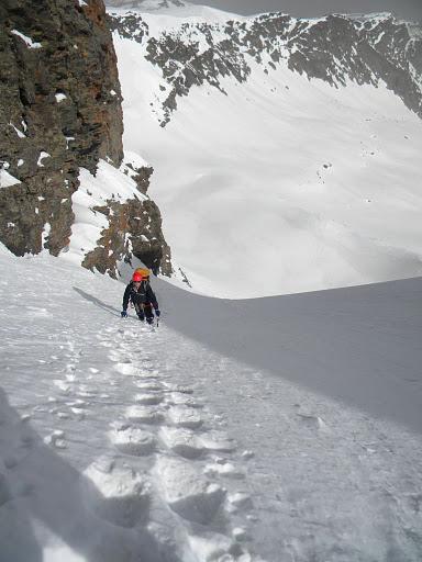 Alpinismo en Sierra Nevada