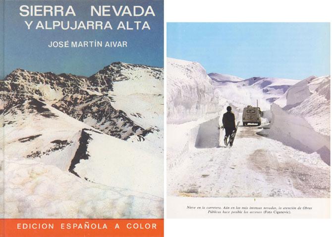 Sierra Nevada y Alpujarra Alta