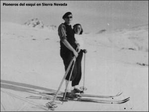 historia de esqui en sierra nevada