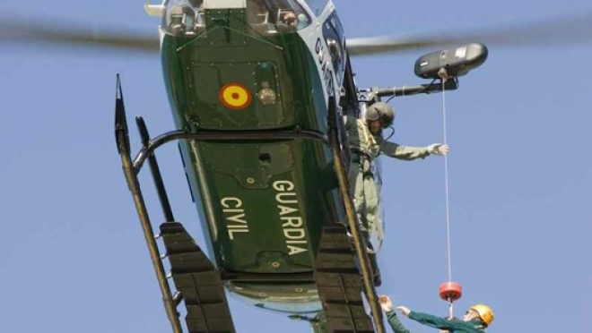rescates Guardia Civil