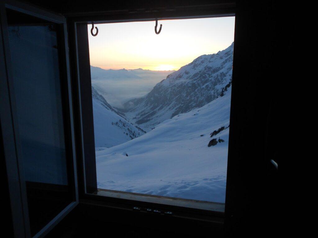 Esquí de montaña en Silvretta Suiza y Austria