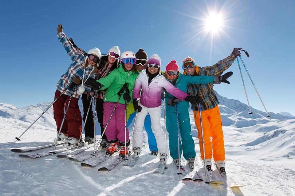 cursos de esquí en sierra nevada