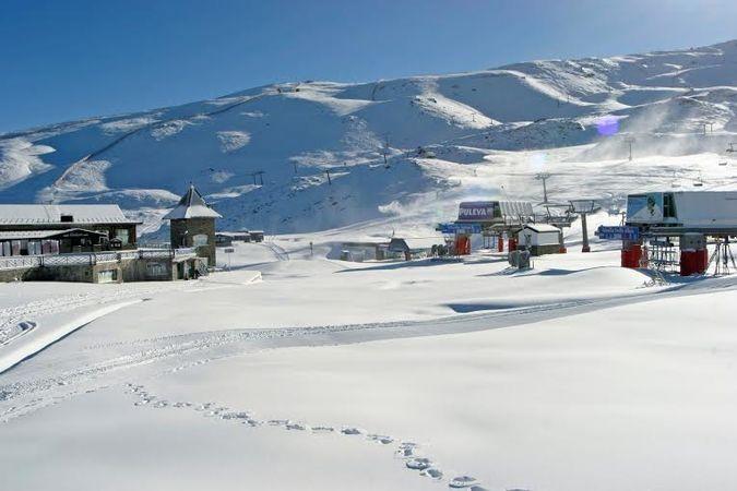 sierra nevada esqui
