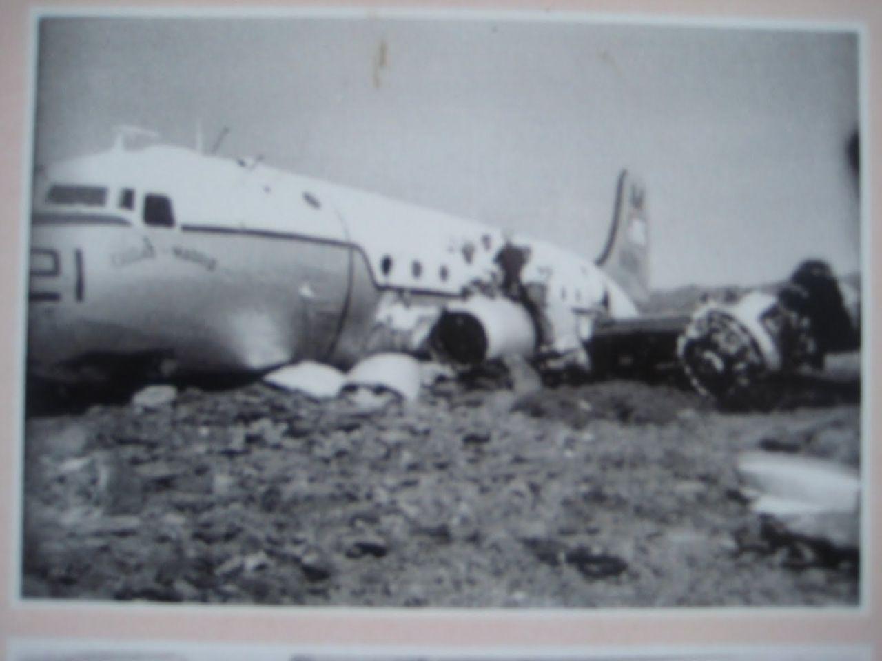 el avion de jeres del marquesado