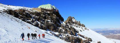 cursos alpinismo en sierra nevada