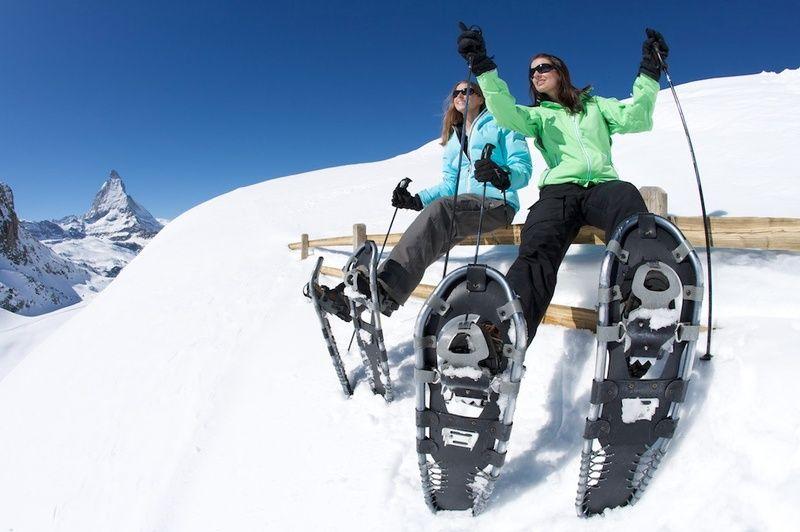 rutas con raquetas en sierra nevada