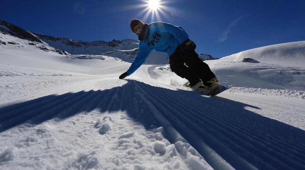 No sólo de esquí se vive en Sierra Nevada
