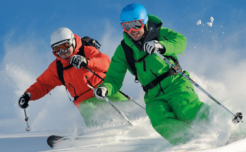 cursosde esquí en Sierra Nevada