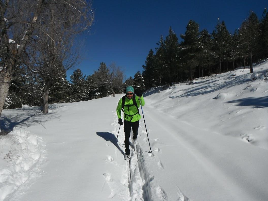 Al Andalus Activa esquí de fondo en sierra nevada