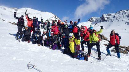 Subidas al Mulhacen en Sierra nevada