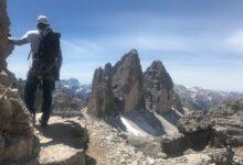 aventura en dolomitas