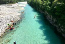 senderismo por Eslovenia en el Triglav