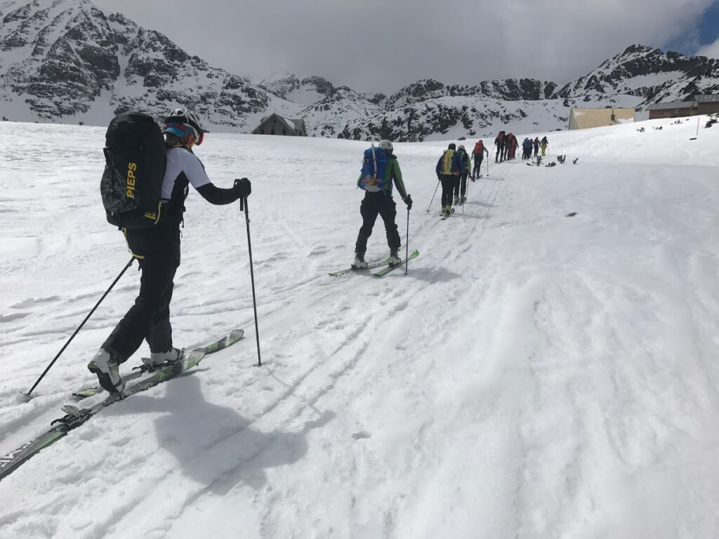 Esquí de montaña en Bulgaria